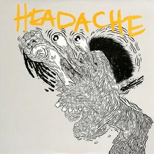 Headache - Vinile LP di Big Black