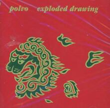 Exploded Drawing - CD Audio di Polvo