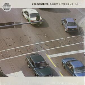 Singles Breaking Up vol.1 - Vinile LP di Don Caballero
