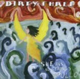 She Has No Strings Apollo - Vinile LP di Dirty Three