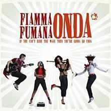 Onda - CD Audio di Fiamma Fumana