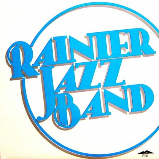 Cakewalk Into Town - Vinile LP di Rainier Jazz Band
