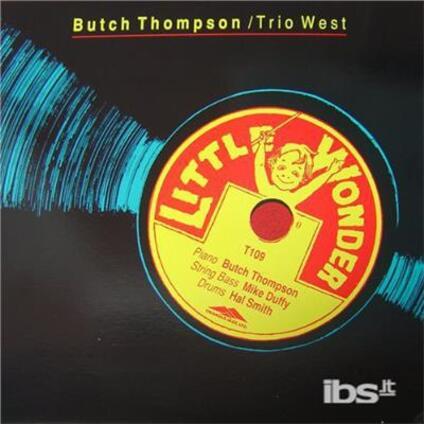 Little Wonder - Vinile LP di Butch Thompson