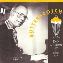 Butterscotch - CD Audio di John Sheridan