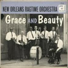 Grace and Beauty - CD Audio di New Orleans Ragtime Orchestra