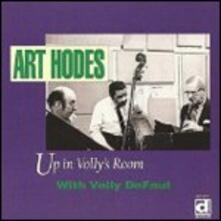 Up in Volly's Room - CD Audio di Art Hodes