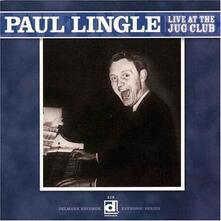 Live at the Jug Club - CD Audio di Paul Lingle