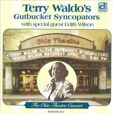 The Ohio Theatre Concert - CD Audio di Terry Waldo
