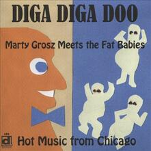 Hot Music from Chicago - CD Audio di Marty Grosz