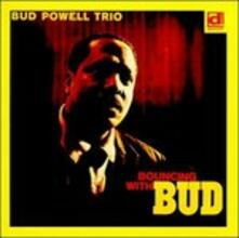 Boucing with Bud - CD Audio di Bud Powell