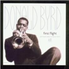 First Flight - CD Audio di Donald Byrd