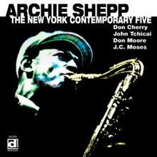 New York Contemporary 5 - CD Audio di Archie Shepp