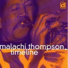 Timeline - CD Audio di Malachi Thompson