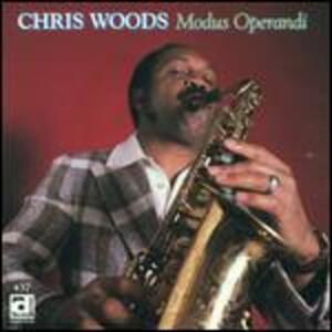 Modus Operandi - Vinile LP di Chris Woods