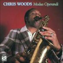 Modus Operandi - CD Audio di Chris Woods