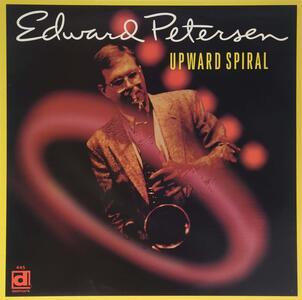 Upward Spiral - Vinile LP di Edward Petersen