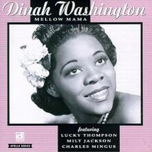 Mellow Mama - CD Audio di Dinah Washington