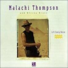 Lift Every Voice - CD Audio di Malachi Thompson
