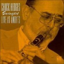 Swingtet Live at Andy's - CD Audio di Chuck Hedges