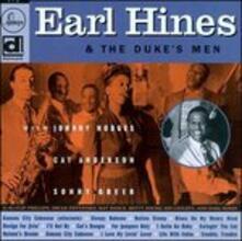 And the Duke's Men - CD Audio di Earl Hines