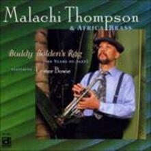 Buddy Bolden's Rag - CD Audio di Malachi Thompson