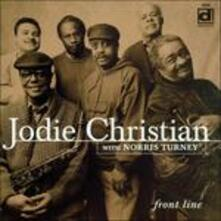 Front Line - CD Audio di Jodie Christian