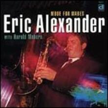 Mode for Mabes - CD Audio di Eric Alexander