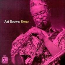 Venus - CD Audio di Ari Brown