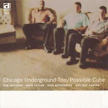 Possible Cube - CD Audio di Chicago Underground Trio