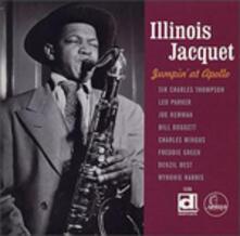 Jumpin' at the Apollo - CD Audio di Illinois Jacquet