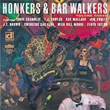 Honkers & Bar Walkers 3 - CD Audio