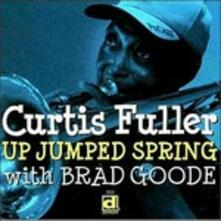 Up Jumped the Spring - CD Audio di Curtis Fuller