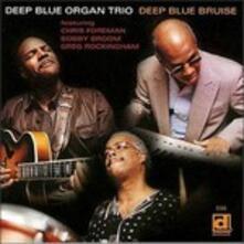 Deep Blue Bruise - CD Audio di Deep Blue Organ Trio