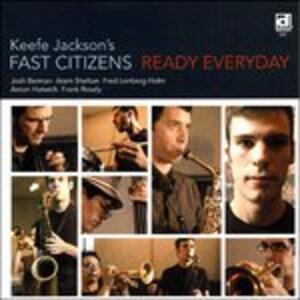 Ready Everyday - CD Audio di Keefe Jackson