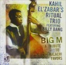 Big M - CD Audio di Kahil El'Zabar