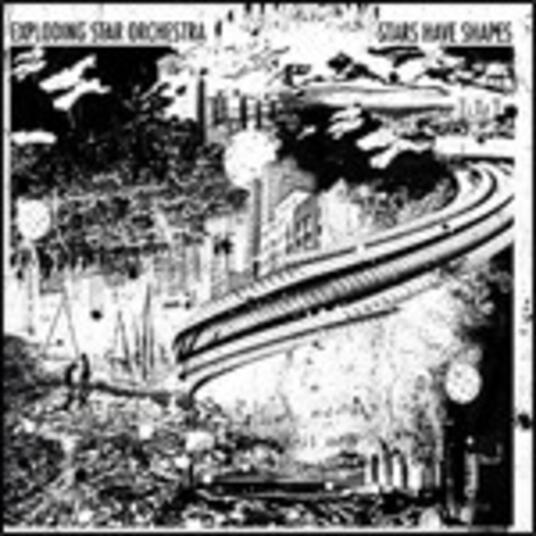 Stars Have Shapes - Vinile LP di Exploding Star Orchestra