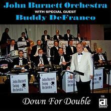 Down for Double - CD Audio di John Burnett