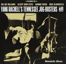 Mandolin Blues - CD Audio di Yank Rachell