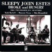 Broke & Hungry - CD Audio di Sleepy John Estes