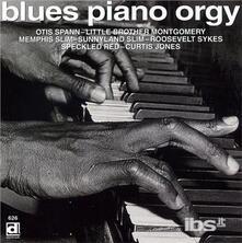 Blues Piano Orgy - CD Audio