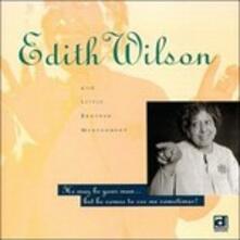 He May Be Your Man - CD Audio di Edith Wilson