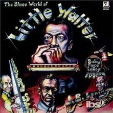 Blues World of Little Wal - Vinile LP di Little Walter