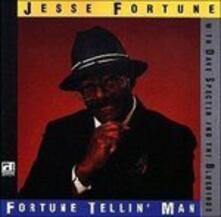 Fortune Tellin' Man - CD Audio di Jesse Fortune