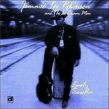 Lonely Traveller - CD Audio di Jimmy Lee Robinson,Ice Cream Man