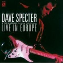 Live in Europe - CD Audio di Dave Specter,Bluebirds