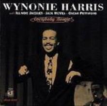 Everybody Boogie - CD Audio di Wynonie Harris