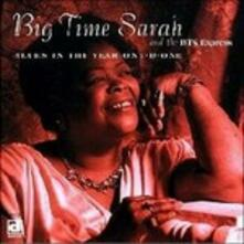 Blues in the Year One-D-One - CD Audio di Big Time Sarah