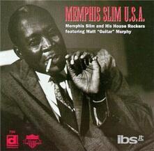 Memphis Slim U.s.a - CD Audio di Memphis Slim
