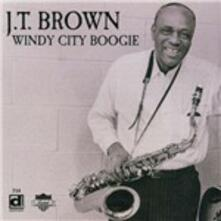 Windy City Boogie - CD Audio di J.T. Brown