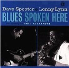 Blues Spoken Here - CD Audio di Dave Specter